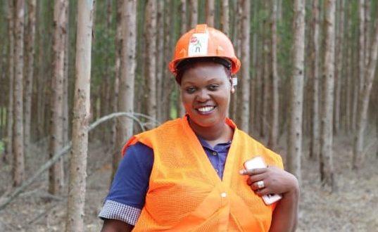 Nyasha Mercyline Zimbodza