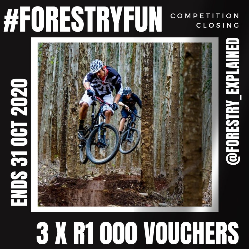 Competition closing #ForestryFUN campaign